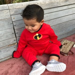 Incredibles costume infant